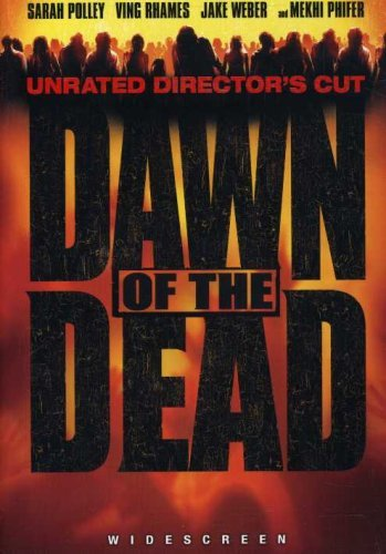 Dawn Of The Dead Polley Rhames Phifer Barry Nr Unrated
