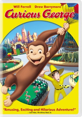 Curious George Curious George DVD G Ws