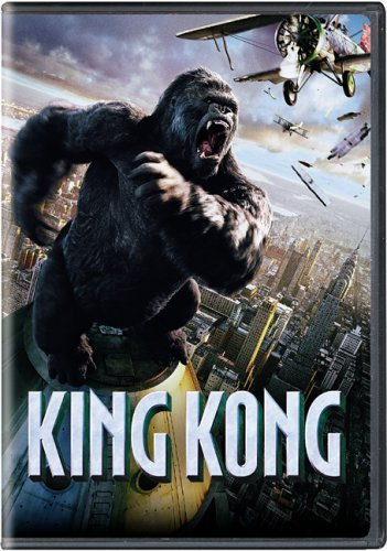 King Kong (2005) Black Watts Brody Clr Pg13