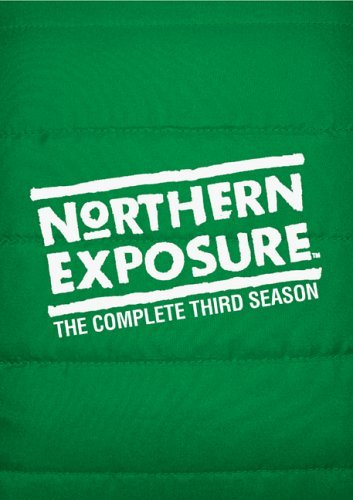 Northern Exposure Season 3 DVD Nr 3 DVD