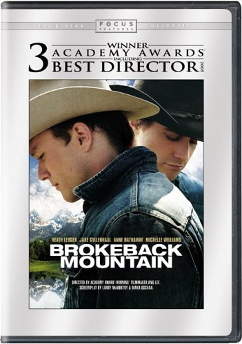 Brokeback Mountain Ledger Heath R