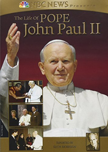 Life Of Pope John Paul 2nd Nbc New Presents Clr Nr