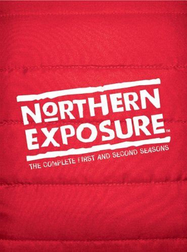 Northern Exposure Seasons 1 2 DVD Nr 4 DVD