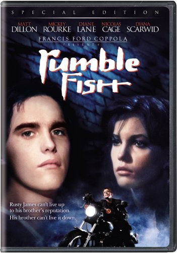 Rumble Fish Cage Higgins R Special Ed.