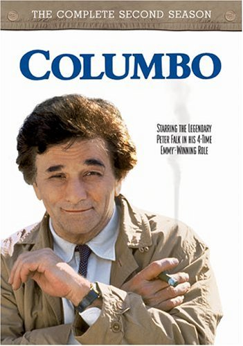 Columbo Season 2 Clr Nr 4 DVD