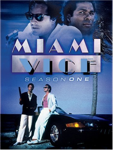 Miami Vice Season One Clr Nr