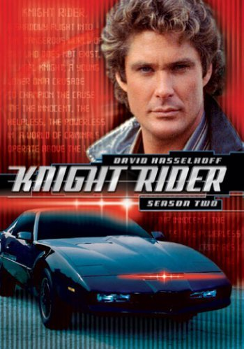 Knight Rider Season 2 Clr Nr