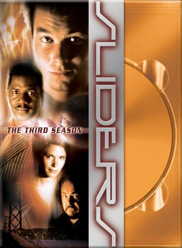 Sliders Season 3 DVD Nr 2 DVD