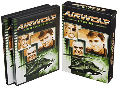Airwolf Season 1 Clr Nr