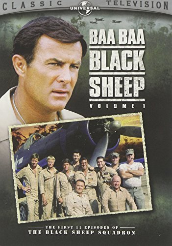 Baa Baa Black Sheep Vol. 1 Clr Nr