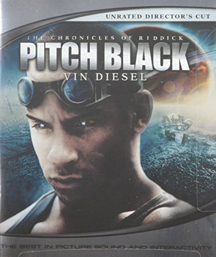 Pitch Black Pitch Black Ws Hd DVD Nr Unrated