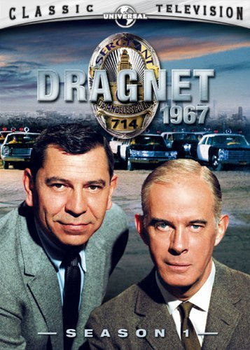 Dragnet 1967 Season 1 Clr Nr