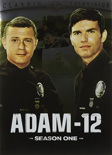 Adam 12 Adam 12 Season 1 Nr 2 DVD