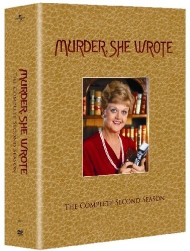 Murder She Wrote Season 2 Clr Nr 3 DVD