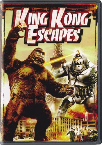 King Kong Escapes Rhodes Reason Miller