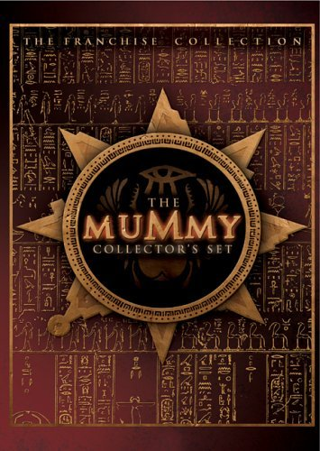 Mummy Collector's Set Mummy Mummy Returns Scorpion King Clr Pg13 3 DVD