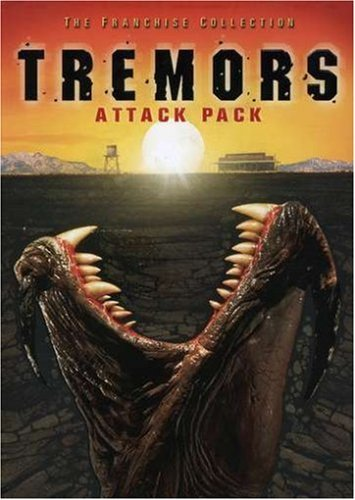 Tremors Attack Pack Ws Tremors Attack Pack