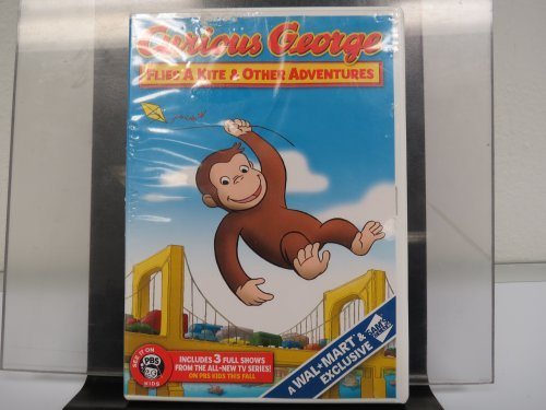 Curious George Flies A Kite & Other Adventures Curious George Flies A Kite & Other Adventures