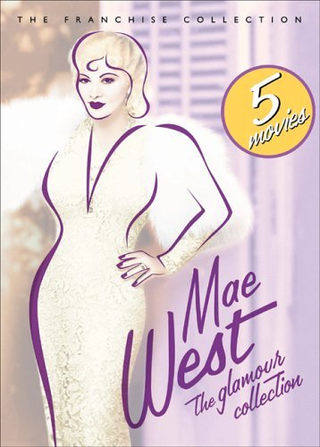 Mae West Glamour Collection West Mae Nr 2 DVD