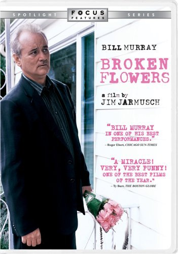 Broken Flowers Murray Conroy R