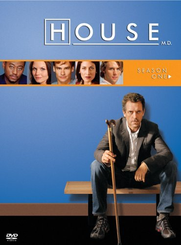 House Season 1 DVD Nr 3 DVD