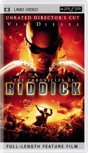 Chronicles Of Riddick Chronicles Of Riddick Clr Umd Nr Unrated