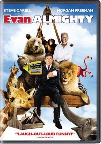 Evan Almighty Carell Freeman Ws Pg