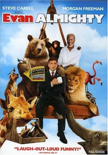 Evan Almighty Carell Freeman Pg