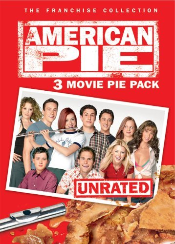 American Pie American Pie 2 Am American Pie 3pak Clr Nr Unrated 3 DVD