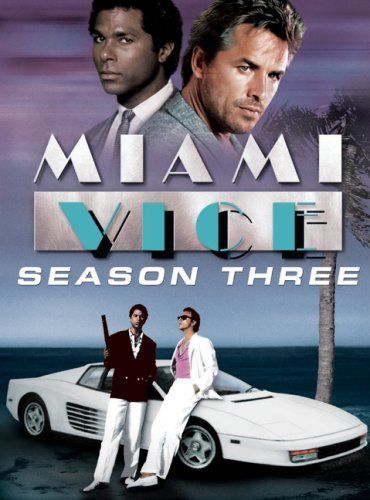 Miami Vice Season 3 Clr Season 3