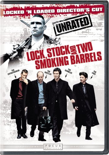 Lock Stock & Two Barrels Locke Lock Stock & Two Barrels Locke Ws Nr Unrated Dir C