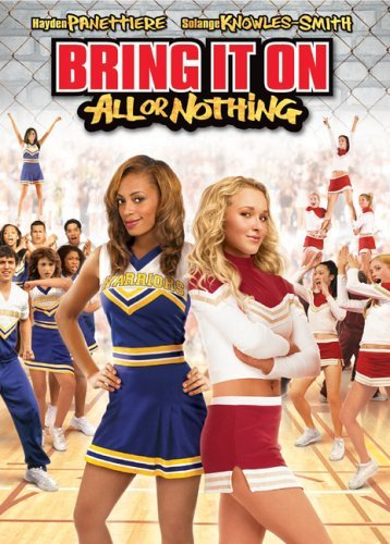 Bring It On All Or Nothing Panettiere Rylan Mcdorman Wright DVD Pg13