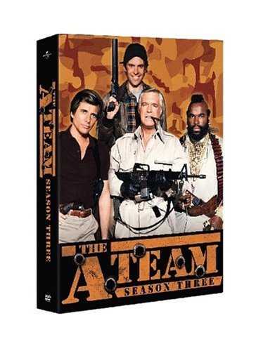 A Team Season 3 Clr Nr 4 DVD