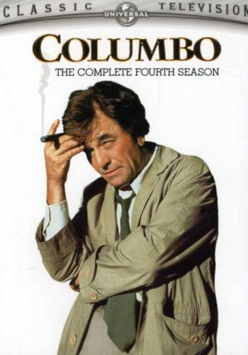 Columbo Season 4 Clr Nr 3 DVD