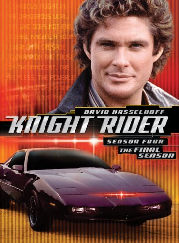 Knight Rider Season 4 Clr Nr 3 DVD