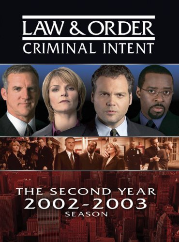 Law & Order Criminal Intent Law & Order Criminal Intent S Season 2 Nr 5 DVD