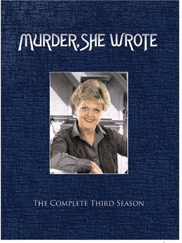 Murder She Wrote Season 3 Clr Nr 3 DVD
