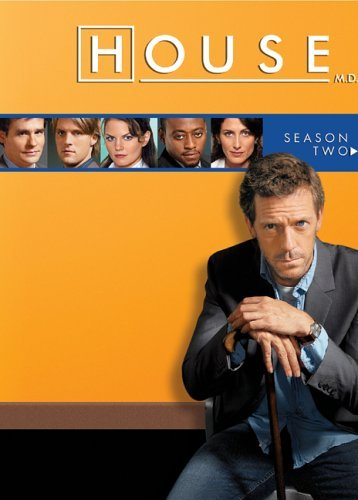 House Season 2 DVD Nr 6 DVD