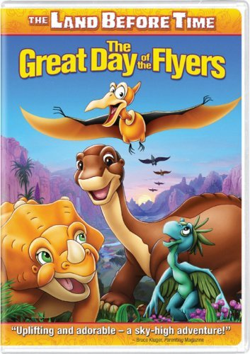 Land Before Time 12 Great Day Of The Flyers Clr Nr