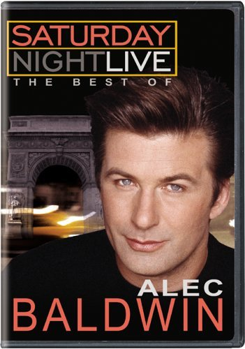 Saturday Night Live Best Of Alec Baldwin Clr Nr
