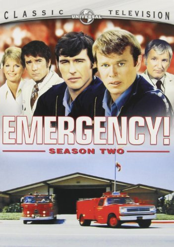 Emergency Season 2 DVD Nr 3 DVD Set