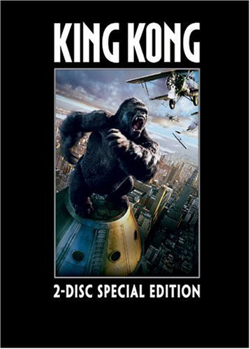 King Kong (2005) Black Watts Brody Clr Ws Pg13 2 DVD Spec