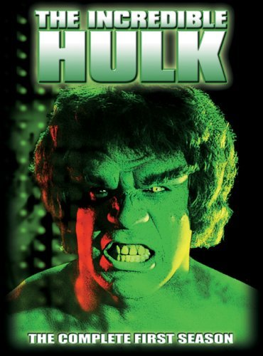Incredible Hulk Incredible Hulk Season 1 Clr Nr 4 DVD