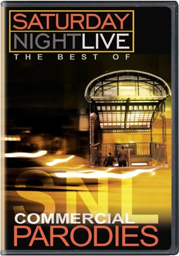 Saturday Night Live Best Of Commercial Parodies & Clr Nr