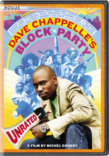 Dave Chappelle's Block Party Chappelle Dave Clr Ws Nr Unrated