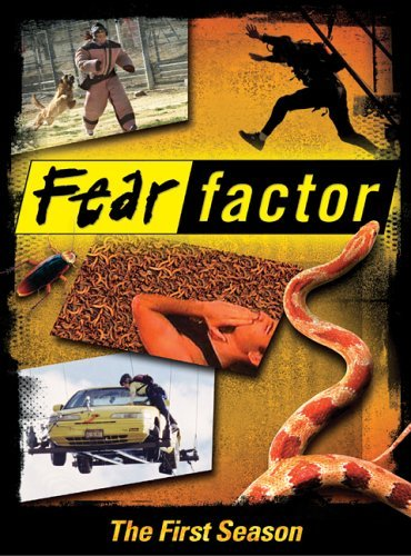 Fear Factor Season 1 Clr Nr
