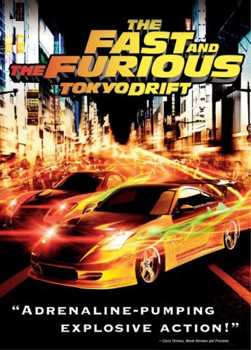 Fast & The Furious Tokyo Drift Black Bow Wow Bryan Kelley Pg13
