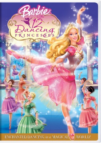 Barbie In The 12 Dancing Princ Barbie In The 12 Dancing Princ Clr Ws Nr