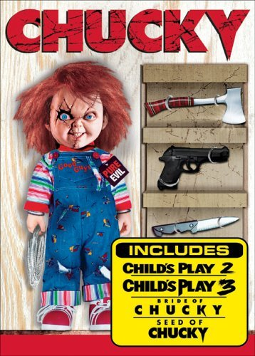 Chucky Killer Collection DVD R