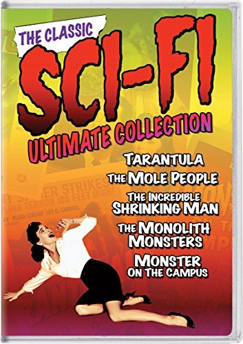Classic Sci Fi Ultimate Collection Classic Sci Fi Ultimate Collection DVD Nr